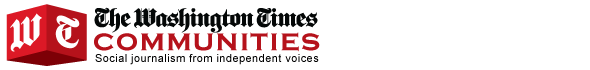 The Washington Times Communities Logo